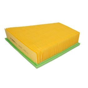 Air Filter Length: 213mm, Width 1: 216mm, Width 2 [mm]: 127mm, Height: 58mm, Length: 213mm with OEM Number 6Y0 129 620