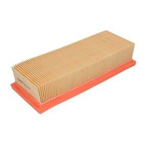 Luftfilter Länge: 230mm, Breite: 90mm, Höhe: 49mm, Länge: 230mm mit OEM-Nummer 7759323