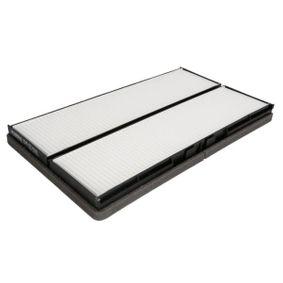 Filter, Innenraumluft Länge: 368mm, Breite: 200mm, Höhe: 25mm mit OEM-Nummer 001 835 3047