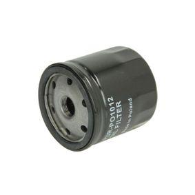 Ölfilter Ø: 75mm, Innendurchmesser 2: 69,5mm, Innendurchmesser 2: 61,5mm, Höhe: 76mm mit OEM-Nummer 4105409AC