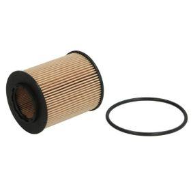 Ölfilter Ø: 62mm, Innendurchmesser 2: 24,5mm, Innendurchmesser 2: 30,5mm, Höhe: 79,5mm mit OEM-Nummer 93183723