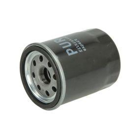 Ölfilter Ø: 69mm, Innendurchmesser 2: 63mm, Innendurchmesser 2: 55mm, Höhe: 85mm mit OEM-Nummer 1651061A21