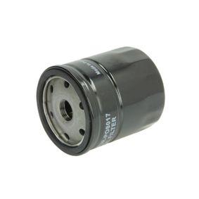 Ölfilter Ø: 78mm, Innendurchmesser 2: 70mm, Innendurchmesser 2: 63mm, Höhe: 88mm mit OEM-Nummer T102009