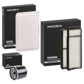 2005 Mazda 3 BK 1.6 Filter Set 4055F3390