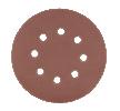 originais Hogert Technik 16953452 Jogo de discos abrasivos, lixadeira excêntrica
