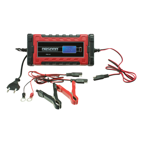 Batterieladegerät AB-PRO8.0 Absaar AB-PRO8.0 in Original Qualität