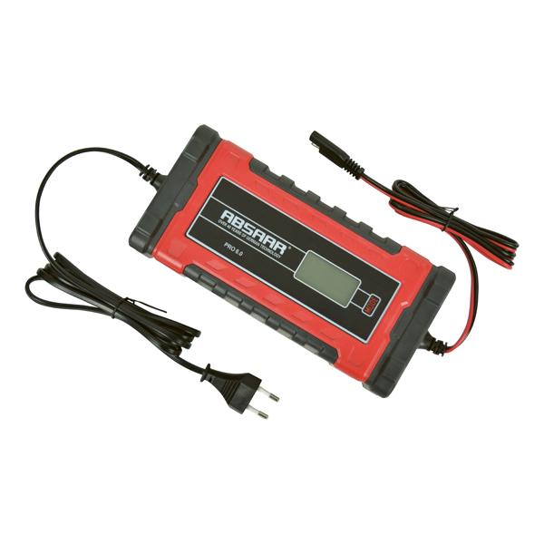 Batterieladegerät Absaar AB-PRO8.0 Erfahrung