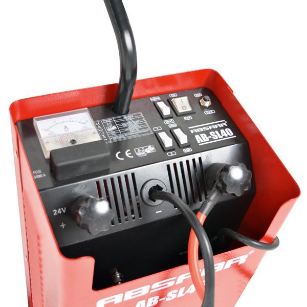 Batterieladegerät Absaar AB-SL40 Bewertung