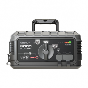 Car jump starter Voltage: 12/24V GB500