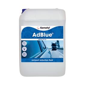 Flüssigkeit zur Abgasnachbehandlung bei Dieselmotoren / AdBlue Kemetyl 3366010 für Auto (Inhalt: 10l, Kanister)