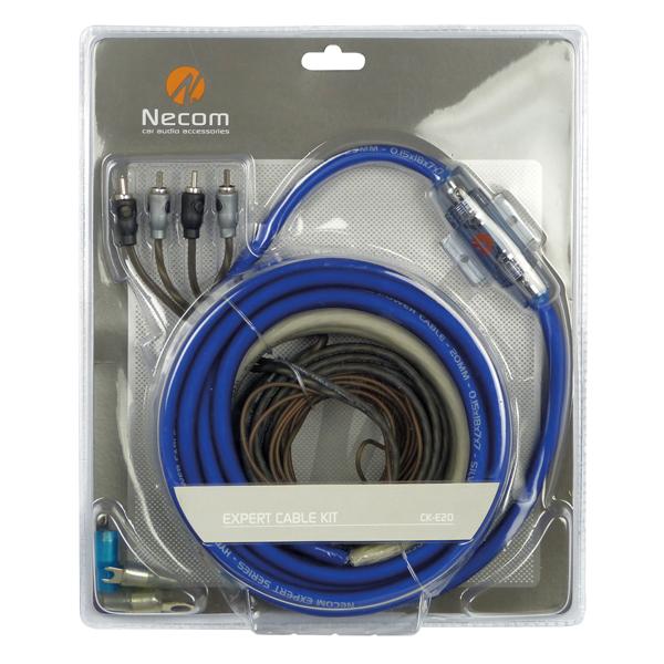 Кабели за усилвател Necom CK-E20 оценка
