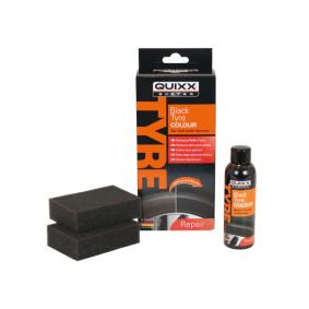 Kraftstoffsystem- und Motorreiniger Quixx 10192 für Auto (schwarz, Flasche, Inhalt: 75ml, UV-beständig)