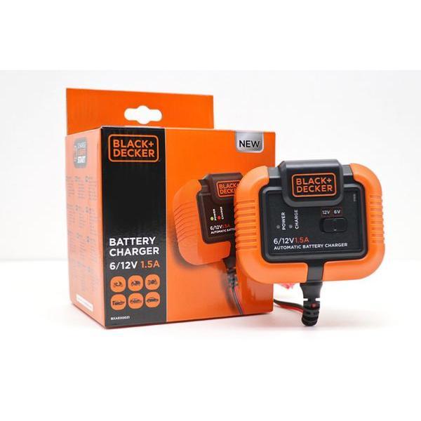 Batterieladegerät Black&Decker BXAE00021 Bewertung
