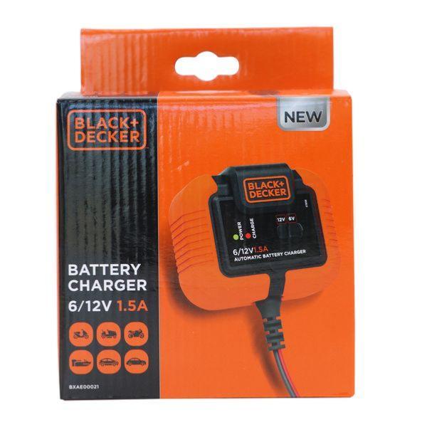 Batterieladegerät Black&Decker BXAE00021 Erfahrung