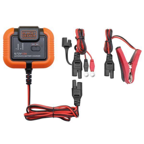Batterieladegerät Black&Decker BXAE00021 5425038531282