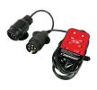 original CARPOINT 16970859 Testing Unit, towbar socket