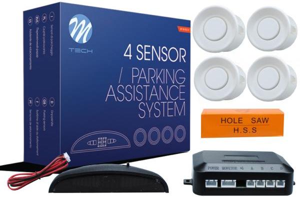 M-TECH  CP4W Parking sensors kit