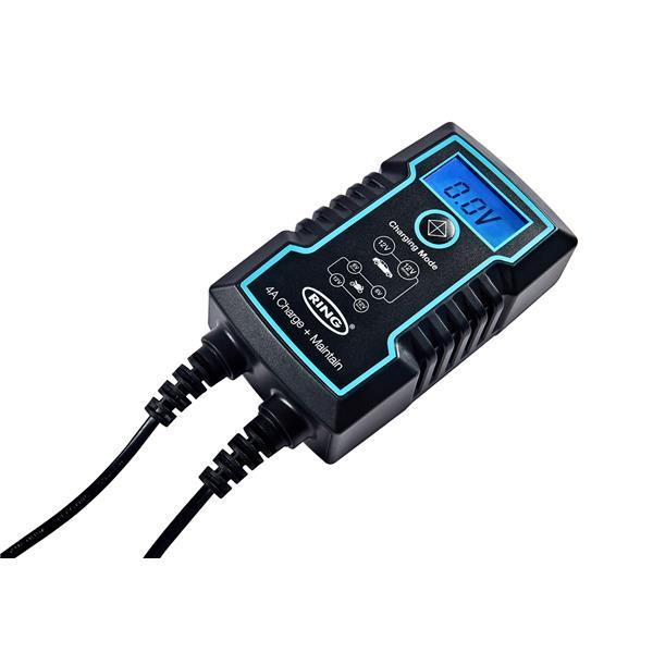 Batterieladegerät RING RESC804FR Erfahrung