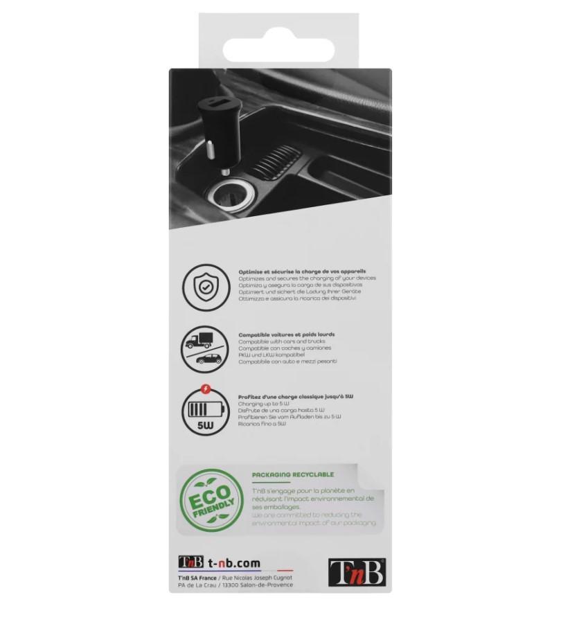 KFZ-Ladekabel für Handys TnB 5404 Bewertung