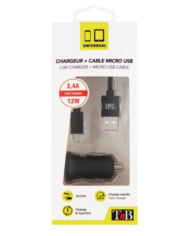 KFZ-Ladekabel für Handys TnB 8700 Erfahrung