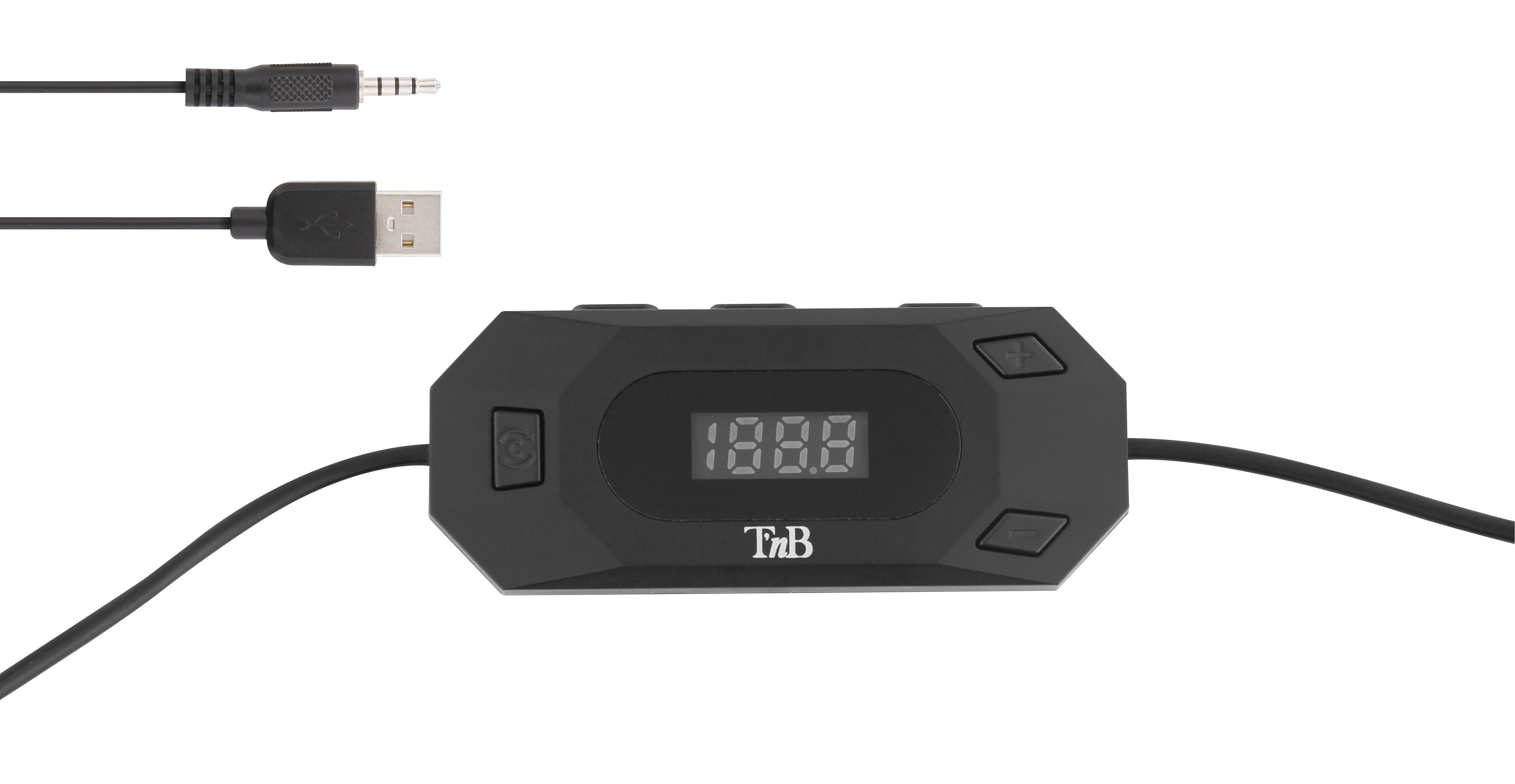 FM transmitter TnB 8707 expert knowledge