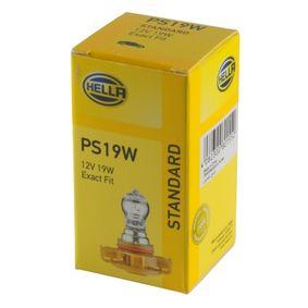 Bulb, tail fog light PS19W, PG20/1, 12V, 19W 8GA 223 569-021 AUDI A3 Sportback (8PA)