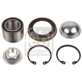 Wheel Bearing Kit Ø: 53,0mm, Inner Diameter: 29,0mm with OEM Number 1335383
