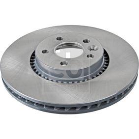 Bremsscheibe Bremsscheibendicke: 28mm, Ø: 316,0mm mit OEM-Nummer 1 380 046