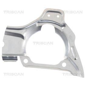 Splash Panel, brake disc 8125 15101 PUNTO (188) 1.2 16V 80 MY 2006