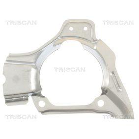 Splash Panel, brake disc 8125 15102 PUNTO (188) 1.2 16V 80 MY 2000