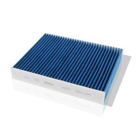 Filter, Innenraumluft Länge: 240mm, Breite: 189mm, Höhe: 35mm mit OEM-Nummer 256H-19G-244-AA
