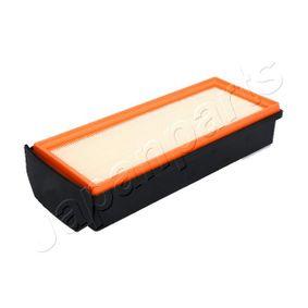 Luftfilter Länge: 366mm, Breite: 148,0mm, Höhe: 77mm, Länge: 366mm mit OEM-Nummer 13718518111