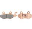 original TRW 17018230 Bromsbeläggssats, skivbroms