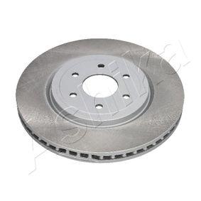 Bremsscheibe Bremsscheibendicke: 28mm, Ø: 319,4mm mit OEM-Nummer 40206 3X00B