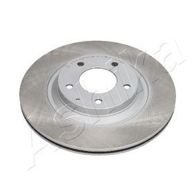 Bremsscheibe Bremsscheibendicke: 18mm, Ø: 300mm mit OEM-Nummer F15226251