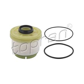 Fuel filter Height: 77mm with OEM Number 23390-0L040