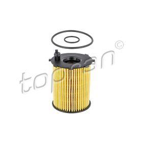 Filtro de óleo Ø: 72mm, Altura: 99mm com códigos OEM SU 001-A3092