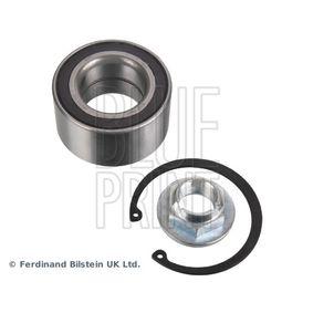 Wheel Bearing Kit Ø: 72,0mm, Inner Diameter: 39,0mm with OEM Number 1513044