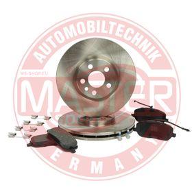 Bremsensatz, Scheibenbremse Bremsscheibendicke: 24mm mit OEM-Nummer 58101 38A00