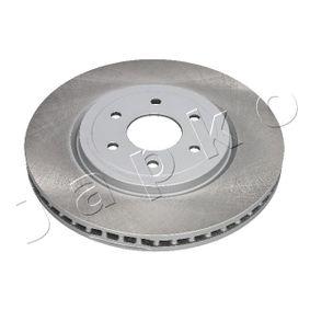 Bremsscheibe Bremsscheibendicke: 28mm, Ø: 319,4mm mit OEM-Nummer 40206-3X00B
