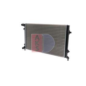 Радиатор, охлаждане на двигателя 040023N Golf 5 (1K1) 1.9 TDI Г.П. 2004