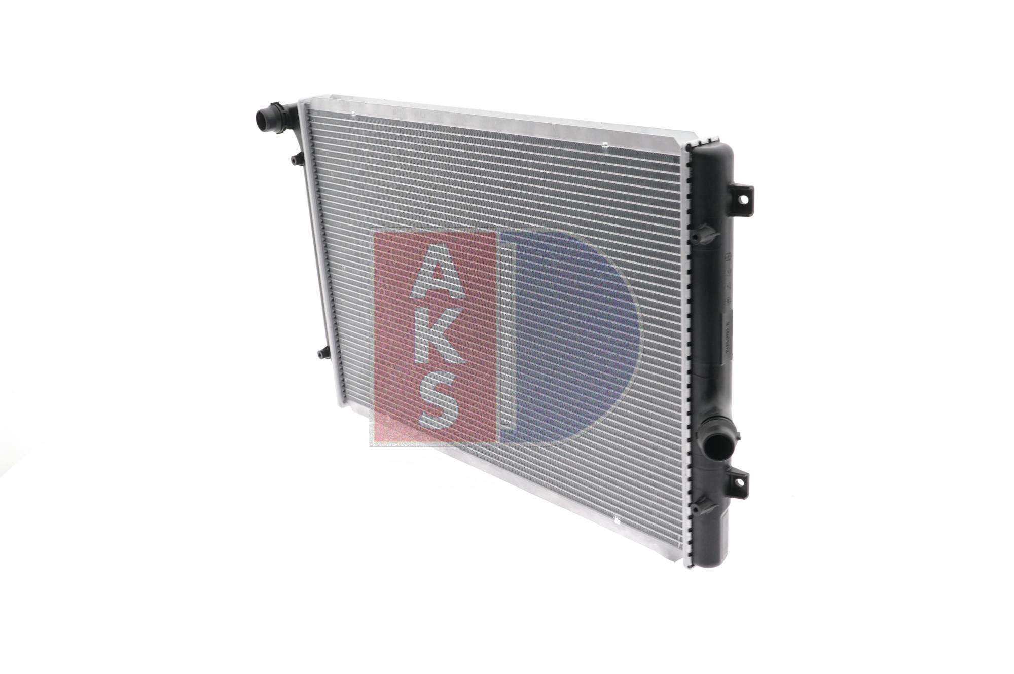 Motorkühler AKS DASIS 040026N 4044455205968