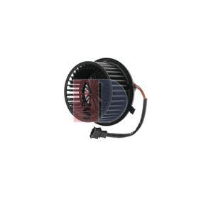 AKS DASIS  048015N Innenraumgebläse Spannung: 12V