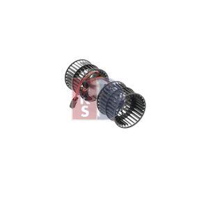 AKS DASIS  048017N Innenraumgebläse Spannung: 12V