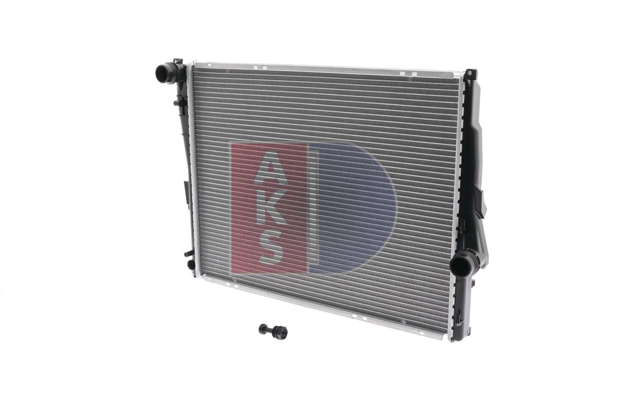 AKS DASIS  050004N Radiateur, refroidissement du moteur Dimension du radiateur: 580x450x30