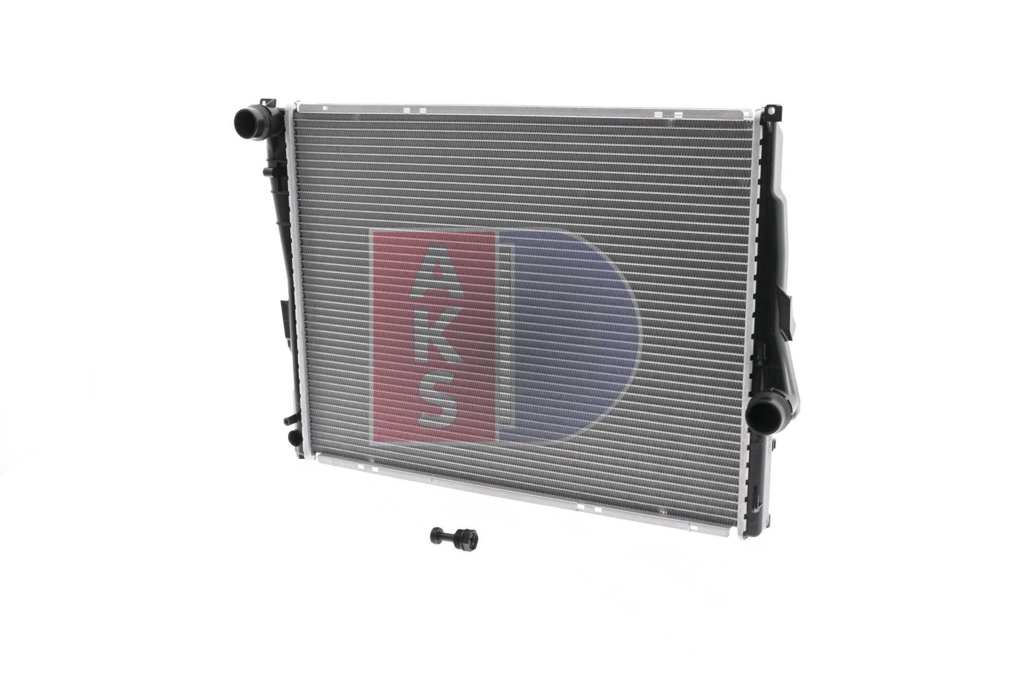 050004N Radiateur, refroidissement du moteur 4044455197294 pas chères