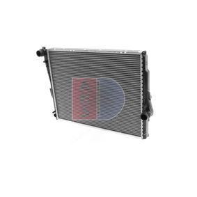 Radiateur, refroidissement du moteur Dimension du radiateur: 580x449x30 avec OEM numéro 17 11 9 071 518