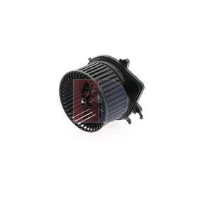 Innenraumgebläse Spannung: 12V, Nennleistung: 202W mit OEM-Nummer 9266899