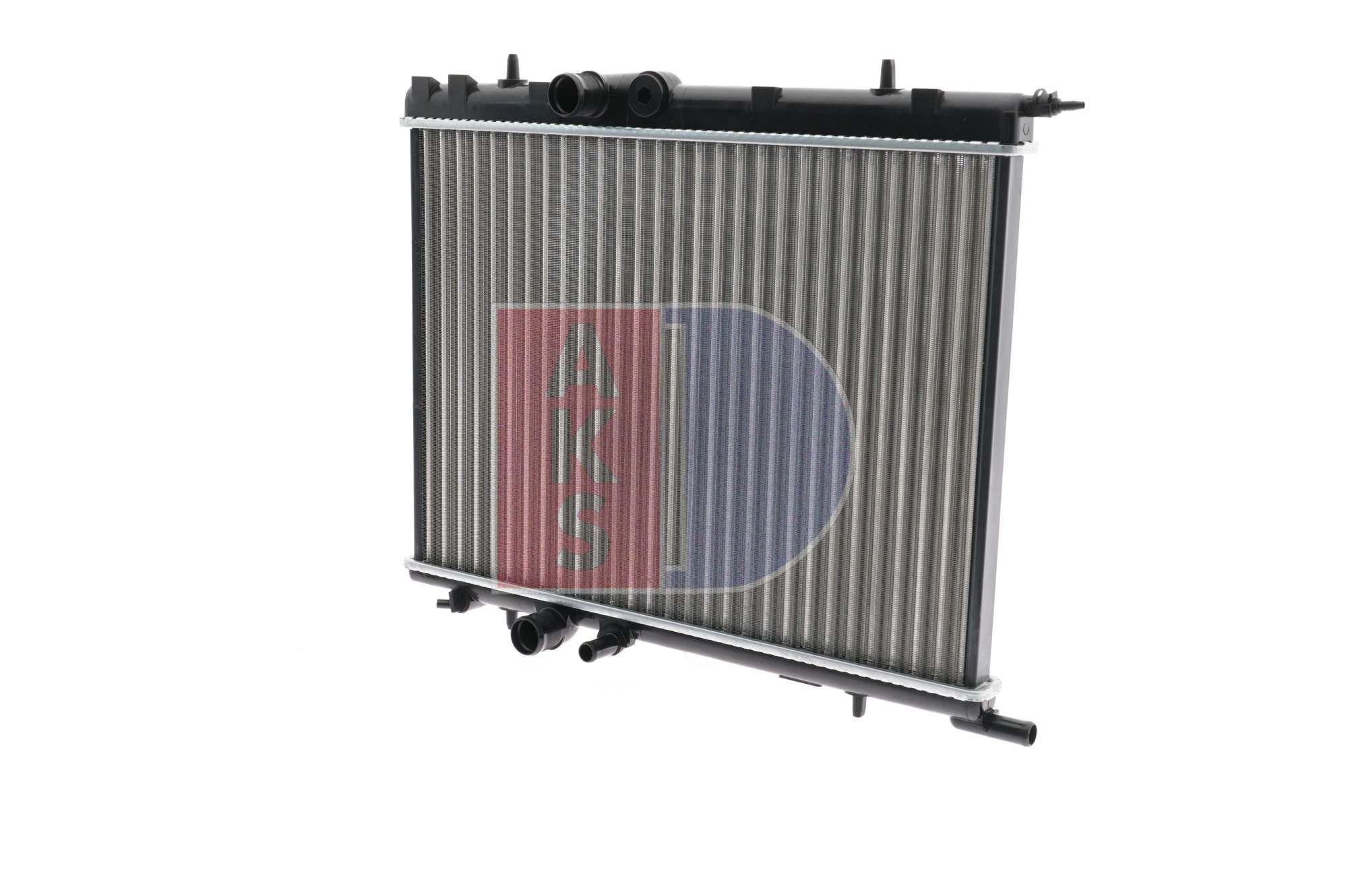 Radiateur moteur AKS DASIS 060057N connaissances d'experts