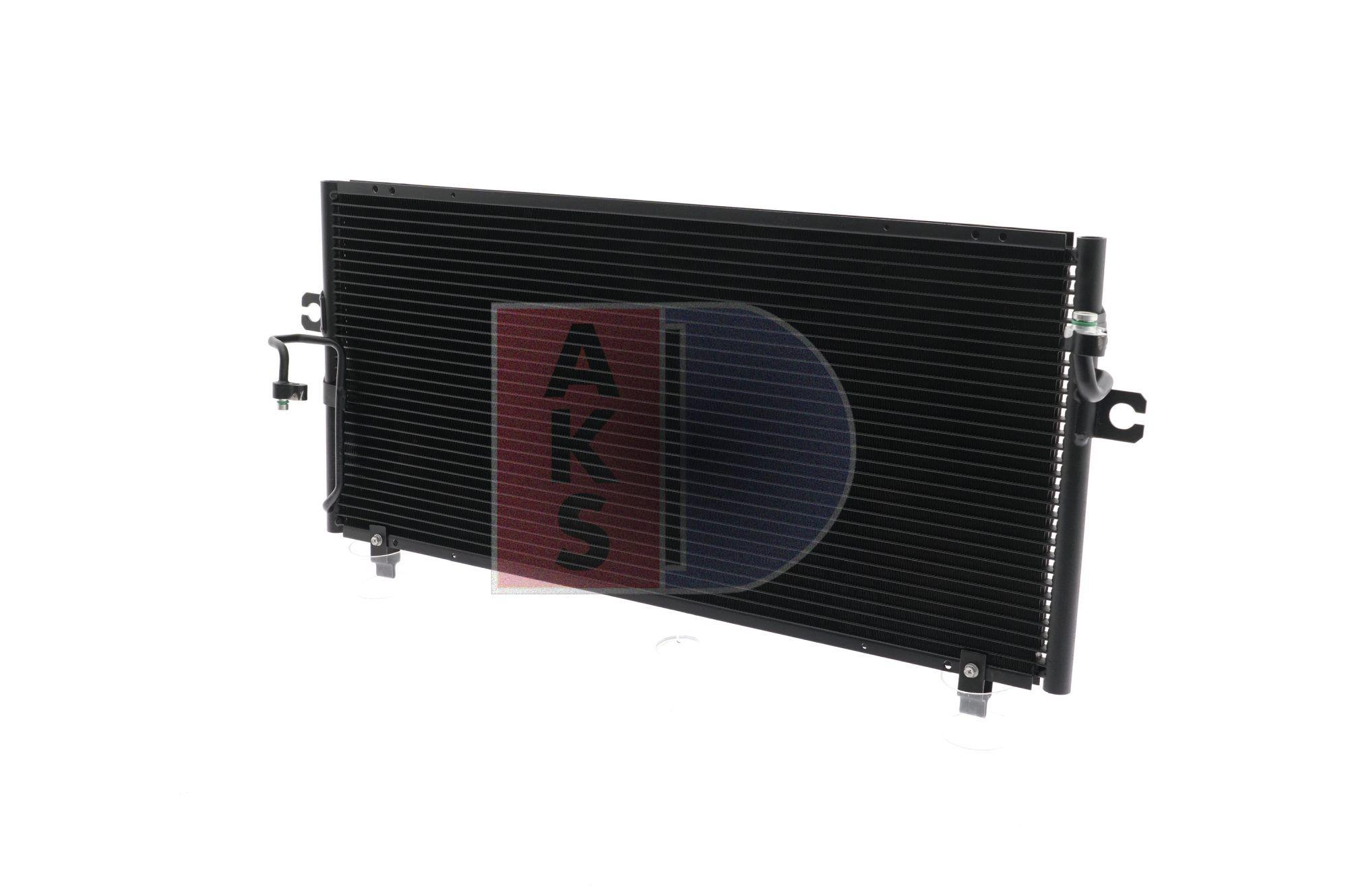 Kondensator Klimaanlage AKS DASIS 072420N Erfahrung